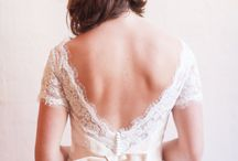 Wedding Dresses / by Brittany Swainsbury