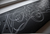 Typography // Fonts / by Vanessa Knijn