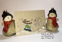 Stampin' Up! ~ White Christmas