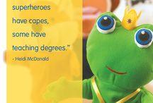 Teacher Appreciation Week / Positive Quotes for Teachers