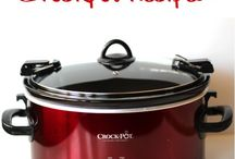 Crock pot cooking / by Terri Prestwich