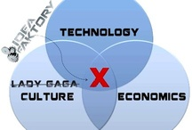 Wordz of Bizdom / An edgy, unholy mix of Technology, Economics and Lady Gaga (Culture). Skewering & predicting trends in social media, gadgets, Google, Apple, Facebook, startups, innovation and the economy, / by IdeaFaktory