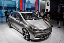 BMW Konsept Active Tourer Paris'te / BMW Konsept Active Tourer'ın 2012 Paris Otomobil Fuarı'nda yapılan basın lansmanından çok özel kareler.