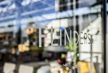 Flinders - de winkel / by Flinders Design