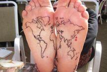 Tatuaggi per piedi