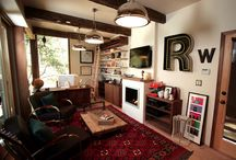 His shop and Man Cave / by Candice Garvey