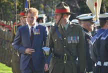 Prince Harry in New Zealand / Prince Harry's trip to NZ May 2015