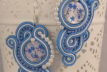 Soutache jewelry / by Lalana Nairua