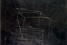 Cy Twombly Art / Paintings, drawing and sculpture by the American artist Cy Twombly.
