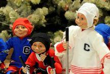 Christmas - Hockey Elves / Hockey Elves Collection