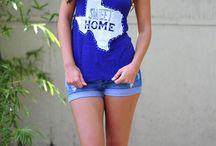 Texas Shirts