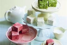 Dessert & Sweet Treats / Lovely sweet treats and indulgences.