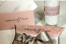 Προσκλητήρια Wedding Invitations