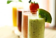 Green smoothies and juicing