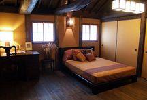 将来の寝室