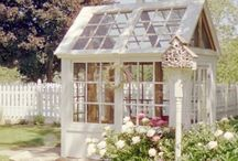 Greenhouses/conservatories to live for