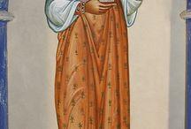 Cecilia martire / Icone di Santa Cecilia Martire