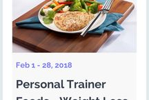 Personal Trainer Foods- Weight Loss Challenge