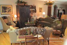 Antiques, my first furniture love