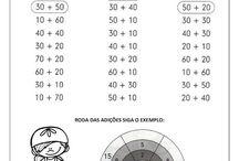 Atividades de matematica