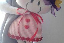 Подхваты / Подхват-кукла для детской