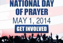 "National Day of Prayer / ""One Voice, United in Prayer"""