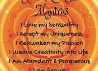 Mantras, Affirmations, & Spiritual Development