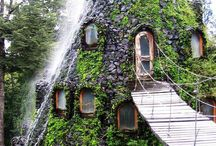 Unusual places to stay