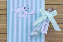 ETC | Christening / Invitations and Favors