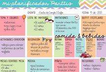 Planificar / Eventos perfectos