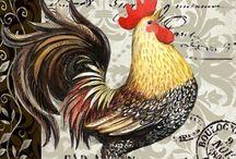 malowane zwierzęta