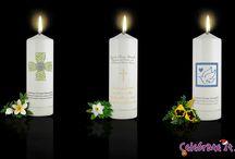 Communion candle