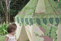Pacific Play Tents || Kid's Products / Play tents, tunnels, teepees and parachutes that enhance a child's environment and engage them in imaginative fun. We also provide engaging and fun kid friendly projects and activities for indoor, outdoor, bedroom, backyard and even for use at the beach!