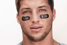 Tim Tebow / by Lisa DeCicco