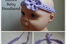 Crochet gloves, mittens, boot cuffs, head bands, head warmer, slipper and more