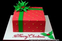 Christmas cakes/cooking