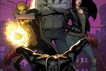 Os Defensores Marvel comics