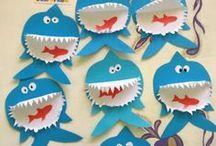 Žraloky  a iné ryby