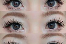make up eyes natural