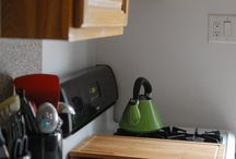 small space kitchen