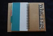 Homemade Smashbooks / by Dawn Gelking