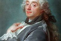 Francois Boucher (1703-1770) Fr. the Rococo