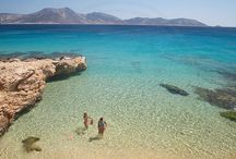 DreamyWaters Hellas / Homesick. Greece. Beautiful Islands surrounded by all shades of blue.