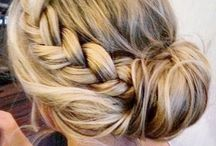 Wedding hair ideas / Easy stylish up do's for your big day