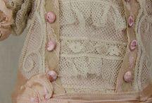 antique France dresses