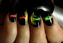 Nails colors I love / by Brittney Johnson
