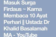 video islami
