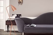 Gris / grey / by laminutedeco