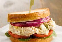sandwiches / by Barb Brandenburg Oakley