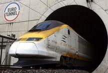Tunnlar för tåg